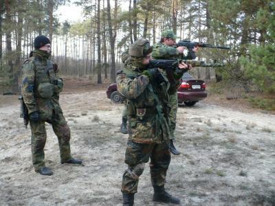 Тренировка 26-11-2011 (Быковня)...