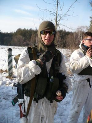 Тренировка 10-03-2012 (Быковня)...