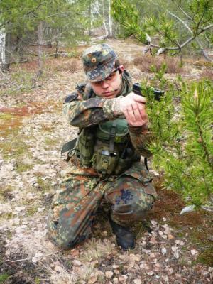 Тренировка 07-04-2012 (Быковня)...