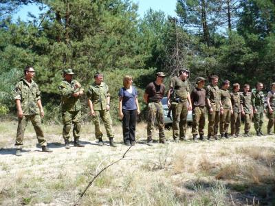 Тренировка 29-07-2012 (Быковня)...