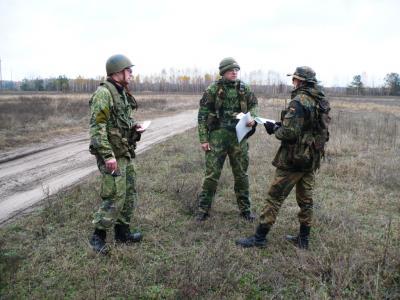 Тренировка 03-11-2012 (Хотяновка)...
