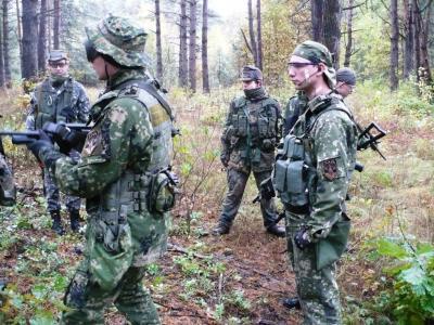 Тренировка 15-10-2011 (Быковня)...