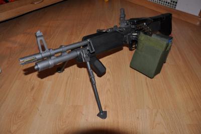 Способ утяжеления бункера М60 :)