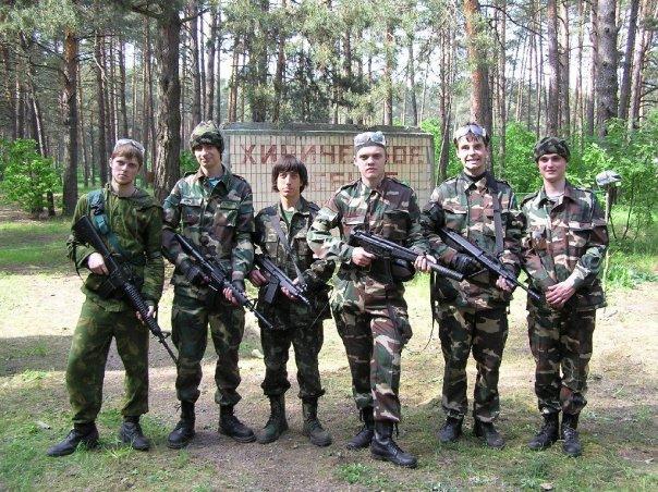 Первая банда Усама Суфаева